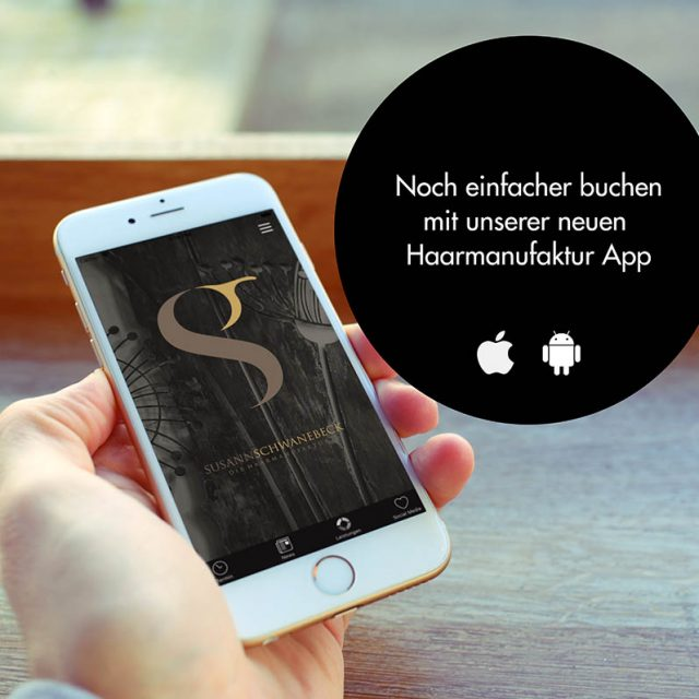 Die Haarmanufaktur Salon-App