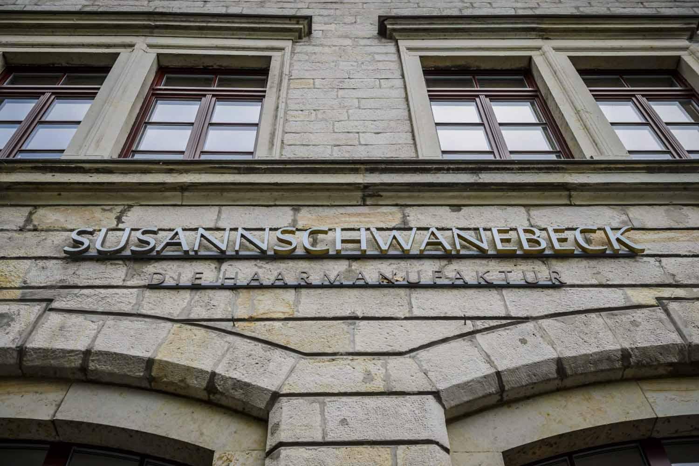 Susann Schwanebeck - Die Haarmanufaktur - Aussenansicht